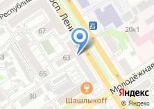 Компания «Альфа CMYK» на карте