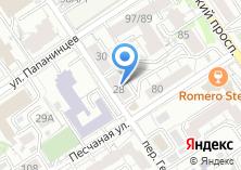 Компания «Детский сад №199» на карте