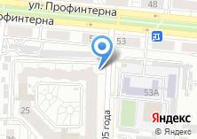 Компания «Сибирское подворье» на карте