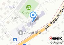 Компания «Институт архитектуры и дизайна» на карте