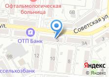 Компания «Интермедиа» на карте