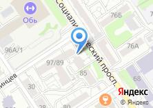 Компания «ФЕРМЕР» на карте