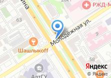 Компания «РСМ- БАРНАУЛ» на карте