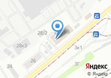 Компания «Албис» на карте