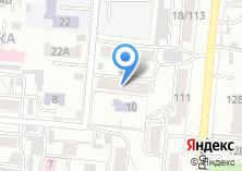 Компания «УФСИН России по Алтайскому краю» на карте