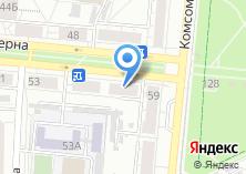 Компания «Главное бюро медико-социальной экспертизы по Алтайскому краю» на карте