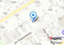 Компания «ГазЛес» на карте