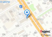 Компания «Алтайэнергосбыт Управление» на карте