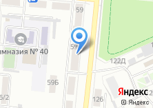 Компания «Юридическое обслуживание» на карте