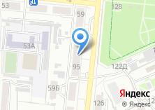 Компания «Орлеан» на карте