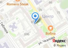 Компания «1С: Мультимедиа. Сибирь» на карте