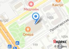 Компания «Специя» на карте