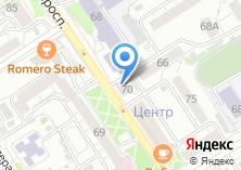 Компания «А-Информ» на карте