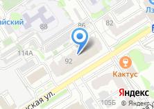 Компания «Алтайская Нефтяная Компания» на карте