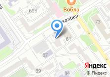Компания «Сибирский институт инновации и развития бизнеса» на карте