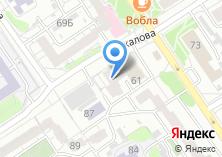 Компания «Сибирский Институт Повышения Квалификации Специалистов и Экспертов» на карте