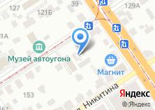 Компания «РусСети» на карте