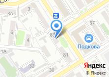 Компания «Мото-Мир магазин» на карте