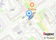 Компания «Мир праздника» на карте