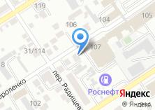 Компания «Управление ветеринарии Алтайского края» на карте