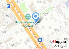 Компания «Грааль» на карте