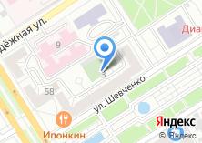 Компания «Алтайский центр строительно-технической экспертизы» на карте