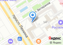 Компания «Атрия» на карте