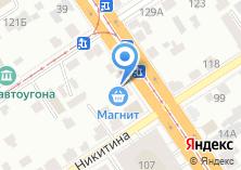 Компания «АйТи-Сфера» на карте