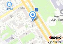 Компания «Галерея Связи» на карте