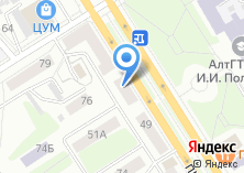 Компания «Nokia» на карте