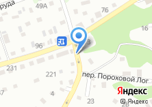 Компания «Пороховой» на карте