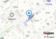 Компания «Согаз» на карте