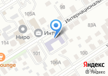 Компания «Алтайнефтересурс» на карте