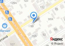 Компания «Визит-Тур» на карте