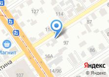 Компания «АлтайСтройХолдинг» на карте