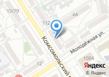 Компания «Почтовое отделение №38» на карте