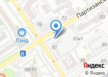Компания «Краевой справочно-информационный фармацевтический центр» на карте