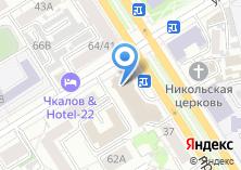 Компания «Стройкомплект Барнаул» на карте