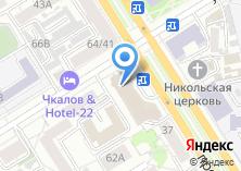 Компания «Карапуз22» на карте