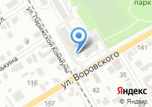 Компания «Автоцентр ЗИЛ» на карте