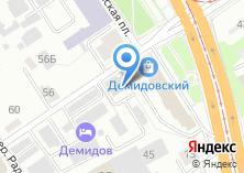 Компания «АБО» на карте