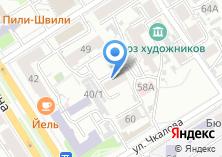 Компания «Алтай-Циклон» на карте