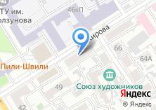 Компания «Принтэкспресс» на карте