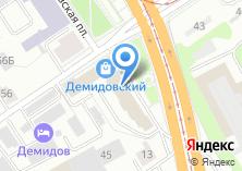 Компания «АвтоРеванш» на карте