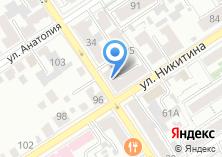Компания «Участковый пункт полиции Отдела полиции №5 УВД по г. Барнаулу» на карте