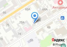 Компания «Почтовое отделение №43» на карте