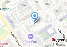 Компания «Крепкий орешек» на карте