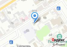 Компания «Алтайский Центр Комплектации» на карте