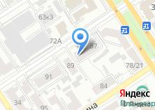 Компания «АТТЭКС» на карте
