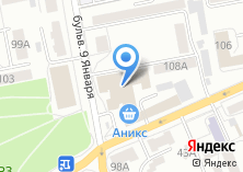 Компания «Салон оптики» на карте